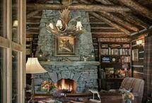 Mountain inspired interiors