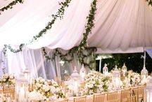 Indoor Garden Wedding