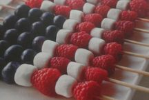 July 4th and Patriotic... / We love red, white & blue and all things patriotic!