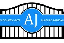 """Fencing Auckland / We """" AJ Gates """" supply & install quality fencing Auckland products & gates. We are also fencing experts in custom designs, accessories and repairs. Whether you need quality fencing solutions for your home, commercial premises, apartment, school, shopping centre or multiple dwellings, AJ Gates specialises in manufacturing superior quality fencing."""