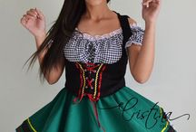 DIRNDL AND TRACHT