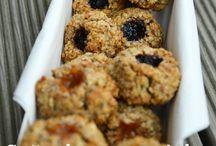 Krekry a sušenky