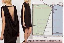 Sy klänningar