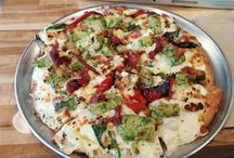 customer pics. / photos submitted from our customers of their pizza creations!