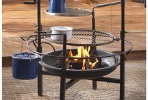 Campfire equipment
