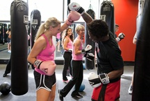 Inside Our Clubs / New to TITLE Boxing Club? Take a look at what our clubs and classes are like! / by TITLE Boxing Club
