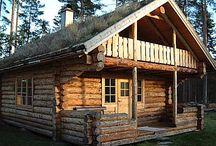 Log Cabin Block