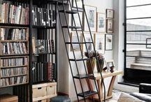 Bücherregale/Bibliothek