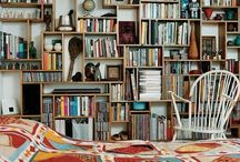 Bookshelves and co