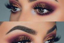 looks eyeshadows