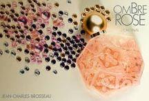 Jean-Charles Brosseau  Ombre Rose / EAU DE TOILETTE  Moderno e classico, raffinato ed eterno, prezioso, lussuoso e al tempo stesso semplice.  talcato,iris,miele,ylang-ylang
