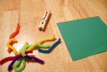Worms Theme / Preschool, kindergarten, early elementary theme / unit curriculum, crafts, songs, finger plays, printables, games, math, science, ideas. See also Plants, Spring