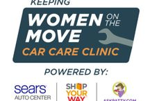 Keeping Women on The Move Car Care Clinic May 21, 2016 / Keeping Women on The Move Car Care Clinic May 21, 2016 @WomenontheMove #Sears #CarCare #askpatty