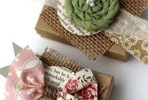 цветы украшалки из ткани