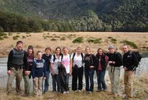 Study Abroad / The RPTS Department offer numerous opportunities to study abroad!