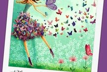 Butterflies / I have a connection with the spiritual meaning of a butterfly