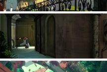 Scene &Background