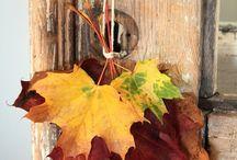 deco otoño