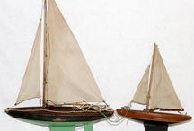 Chester rimmer pond yacht