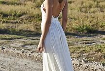 Beach Wedding Dresses / Wedding dresses we love for Beach weddings.