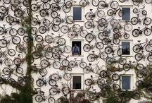 bike public art