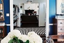 Accent walls are awesome!