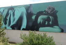 Art - Graffiti / Graffiti artworks that inspire me.