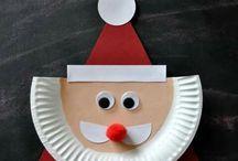 Julpyssel barn