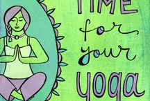 Make Time For Yoga / by Lorilee Hull