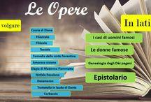GIOVANNI BOCCACCIO / Letteratura italiana