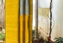 rich silk saree