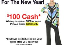 Hot New Styles For The New Year! www.evavarro.com / Hot New Styles For The New Year! www.evavarro.com $100 CASH when you order $300 or more!