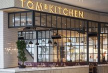 TOM'S KITCHEN / Zorlu Center Avm   Restaurant Parke Uygulaması