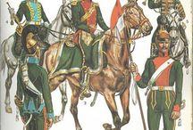 Lanceros de linea franceses
