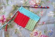 Crochet Block + tutorial