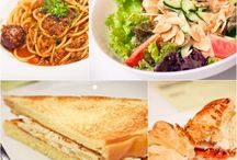 Food, drinks and any sweet treats ^^,