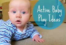 Infant Activities / by Sheryl @ Teaching 2 and 3 Year Olds