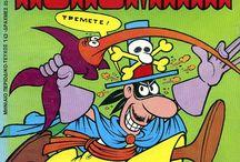 Greek Comics Κοκομπίλ / Ένα εξαιρετικά σπάνιο κόμικ από τις εκδόσεις Ανεμοδουρά. Κυκλοφόρησαν μόλις 10 τεύχη και είναι δυσεύρετα.