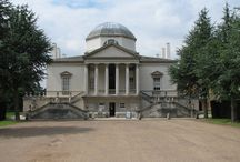 Georgian Architecture / 18th century English homes