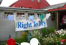 RIGHT TO DRY!