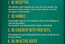 Being A Great Leader