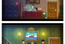 Pixel Art - 8bits
