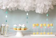 parties: baby showers