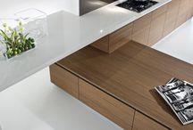 Interiors + kitchen