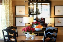 Living or Dining Room / by Kristi Moss