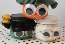 Crafts, Baby Food Jars / by Ruth Callen Kovacs