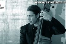 Jazz Music for Your Special Weddings and Events in Italy / Piano, Double Bass, Saxophone, Trumpet, Voice, Drums
