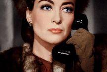 Joan Crawford ...