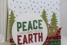 Stampin' UP! Wie ein Weihnachtslied / Carols of Christmas