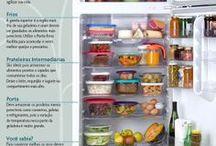 Como organinar geladeira